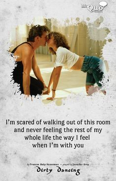 Feeling Scared Quotes The kiss i'm scared of walking