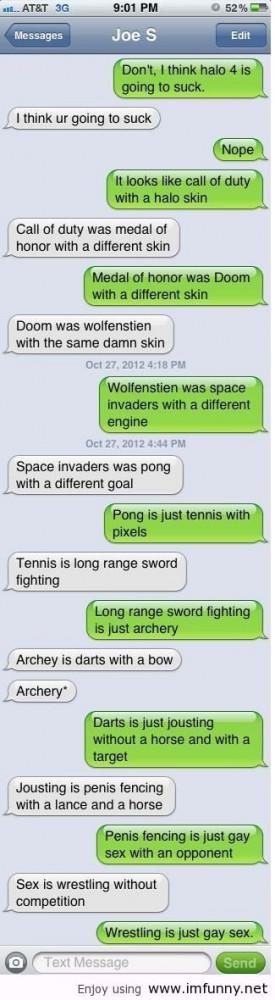 Random argument about Halo 4