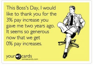 National Boss's Day 2013: Boss day quotes and sayings for cards ...