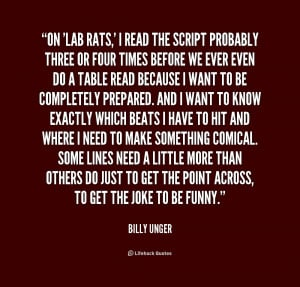 Lab Rats Quotes