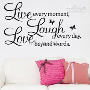Sale Live Laugh Love Quote