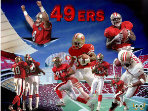 The best San Francisco 49ers wallpaper ever??