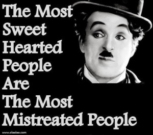 Charlie Chaplin: Quote