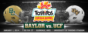Football Falls to UCF in Fiesta Bowl, 52-42