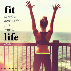 quotes for girls quote girl fit fitness motivational fitness quotes ...