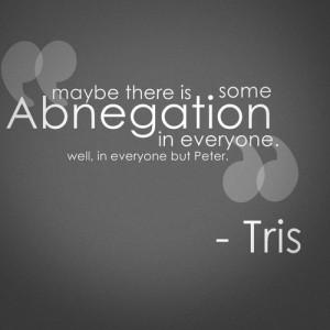 Divergent Quotes - divergent-series Fan Art