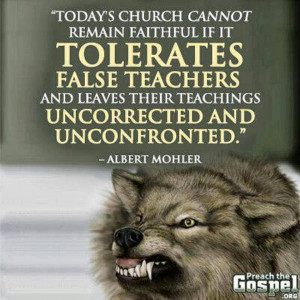 FALSE PROPHETS OF BAAL TODAY AMONG US ***