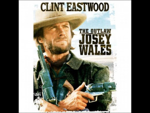 Outlaw Josey Wales Drawings
