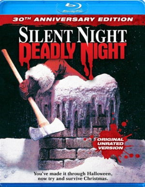 Silent Night Deadly Night (30th Anniversary Edition) - September 16 ...