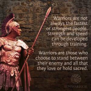 warriors #quotes