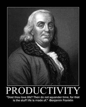 Motivational Posters: Founding Fathers Edition