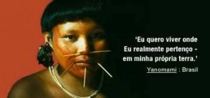 Xamã Yanomami publica livro único, 'A Queda do Céu' 4 novembro ...