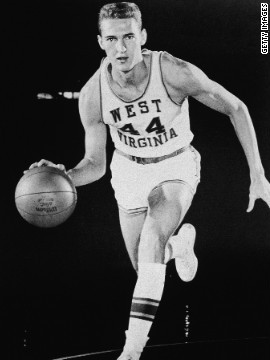 Jerry West is an NBA icon who revealed he has been battling depression ...