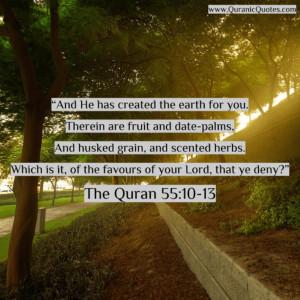 Quran Surah A R Rahman