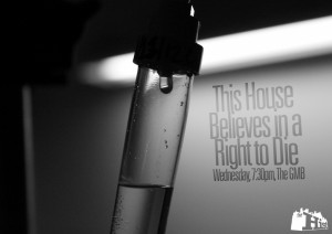 This week The Hist hosts a topical debate on euthanasia, and the ...