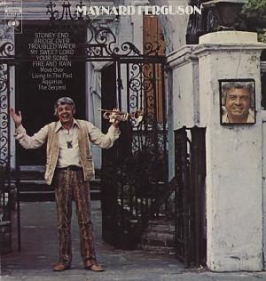 Maynard Ferguson Maynard Ferguson USA LP RECORD C31117