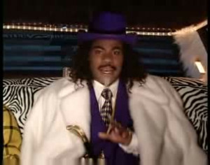 Bishop Don Mack Donald, and you're watching Pimp Chat