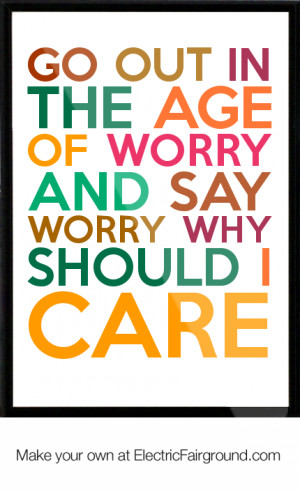 Quotes About Why Care