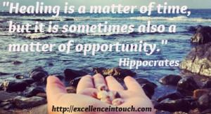 ... matter of opportunity.