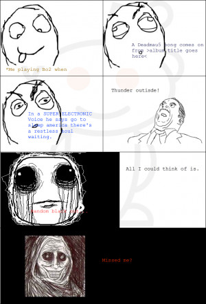 Unwanted House guest rage.