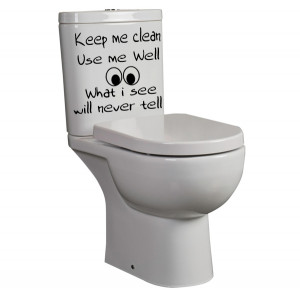 Instructional Bathroom Signage: Part Two