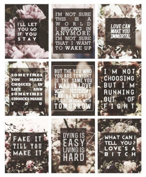 If I Stay Book Quotes With Page From Number The. QuotesGram