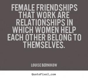 Women Friendship Quotes Women Quotes Tumblr About Men Pinterest Funny ...