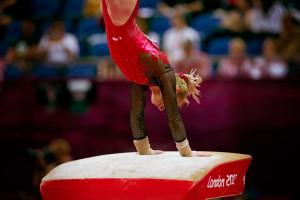 Gymnastics Vault Pictures Izbasa Vaults In Individual