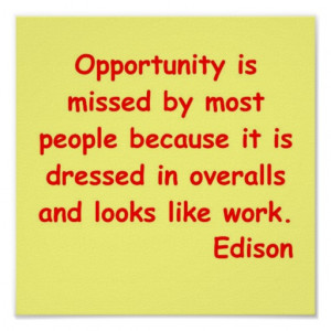 Thomas Edison Doctor Of The Future Quotes