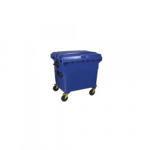 Quote For 770 Litre Wheelie Bin In 3 Colours With Optional Lock ...