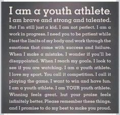 young athlete more youth football quotes young athletic motivation ...