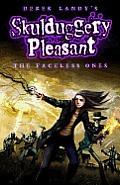 Skulduggery Pleasant: The Faceless Ones Cover