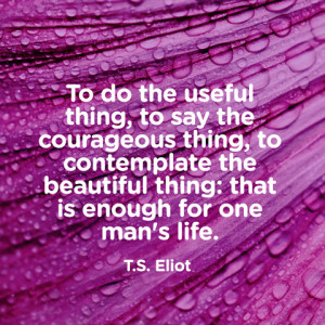 famous t s eliot quotes
