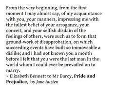 pride and prejudice quotes | Pride and Prejudice quote | W5RAN