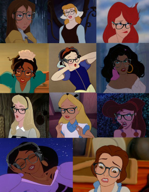 ... Daily Geek 2/22: Disney Girls With Glasses, Firefly Soap, and more