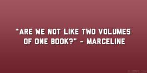 Marceline Quote