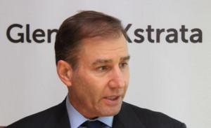 Glencore Xstrata CEO, Ivan Glasenberg. Business Day