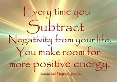 positive energy quotes with images | think-positive-make-room-for ...