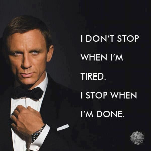 James Bond 007. Daniel Craig