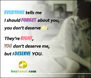 Break Up Quotes and Pinoy Break Up Saying