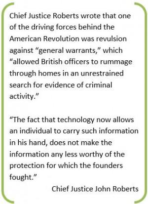 John Roberts Quote