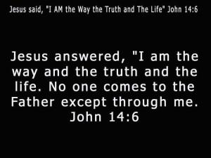 John 14:6 Bible Quote Wallpapers | Desktop Backgrounds