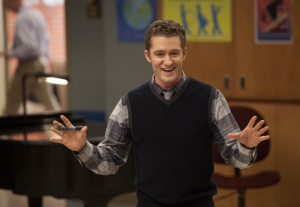Mr. Schuester in Action - TV Fanatic