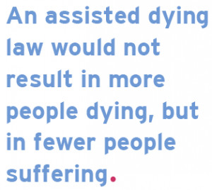 an argument in favor of euthanasia as a choice for terminally ill patients Voluntary active euthanasia for the terminally ill steven j wolhandler,voluntary active euthanasia for the pable of making a choice concerning euthanasia.