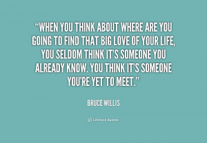 think about you quotes