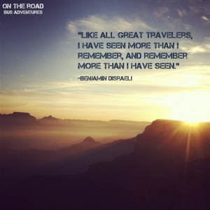 on the road quote #4