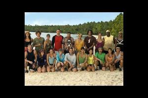 Survivor U.S. TV series Wallpaper
