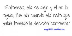 Love #amor #Spanish quotes #spanish love quotes #break up