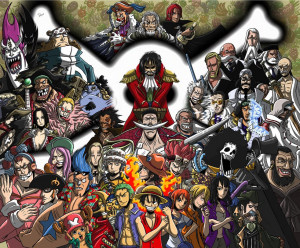 ... Piece. Dan ini beberapa quotes dari One Piece yang kena banget di hati