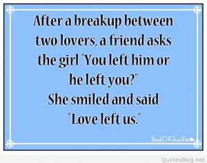 Awesome breakup quotes and sayings